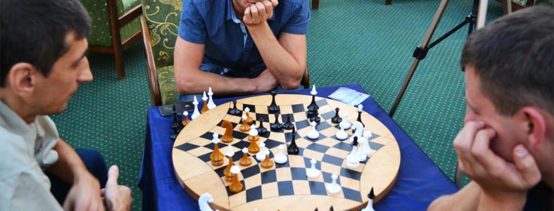 Турнир по Русским шахматам